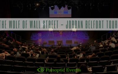 Jordan Belfort UK Live Tour