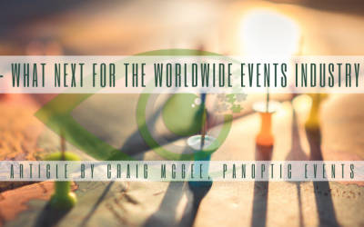 A New Hope – What next for Worldwide Events post COVID?
