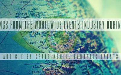 Lessons from across the Globe: The events industry during Covid-19