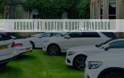 Arbonne conference – Panoptic create DMC event in Edinburgh
