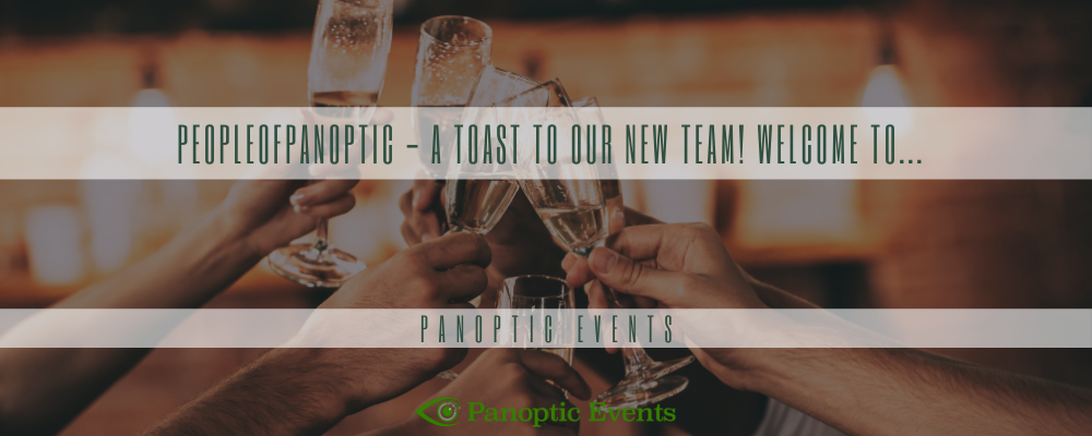 PeopleOfPanoptic - A toast to our new team! Welcome to...