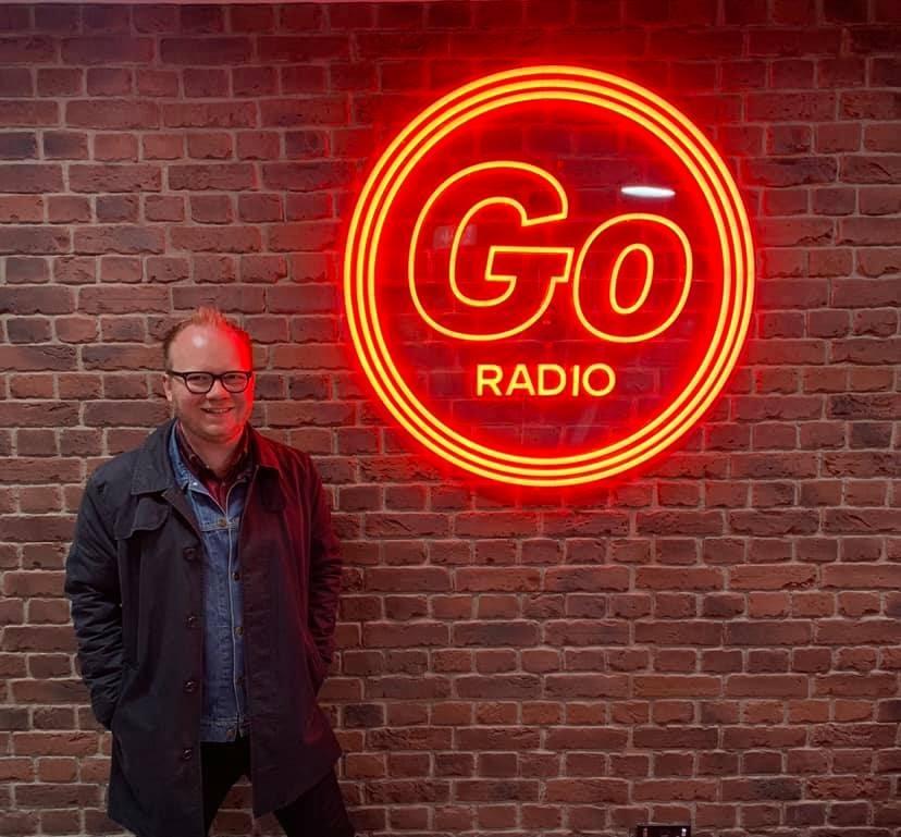 CEO Craig at Go Radio