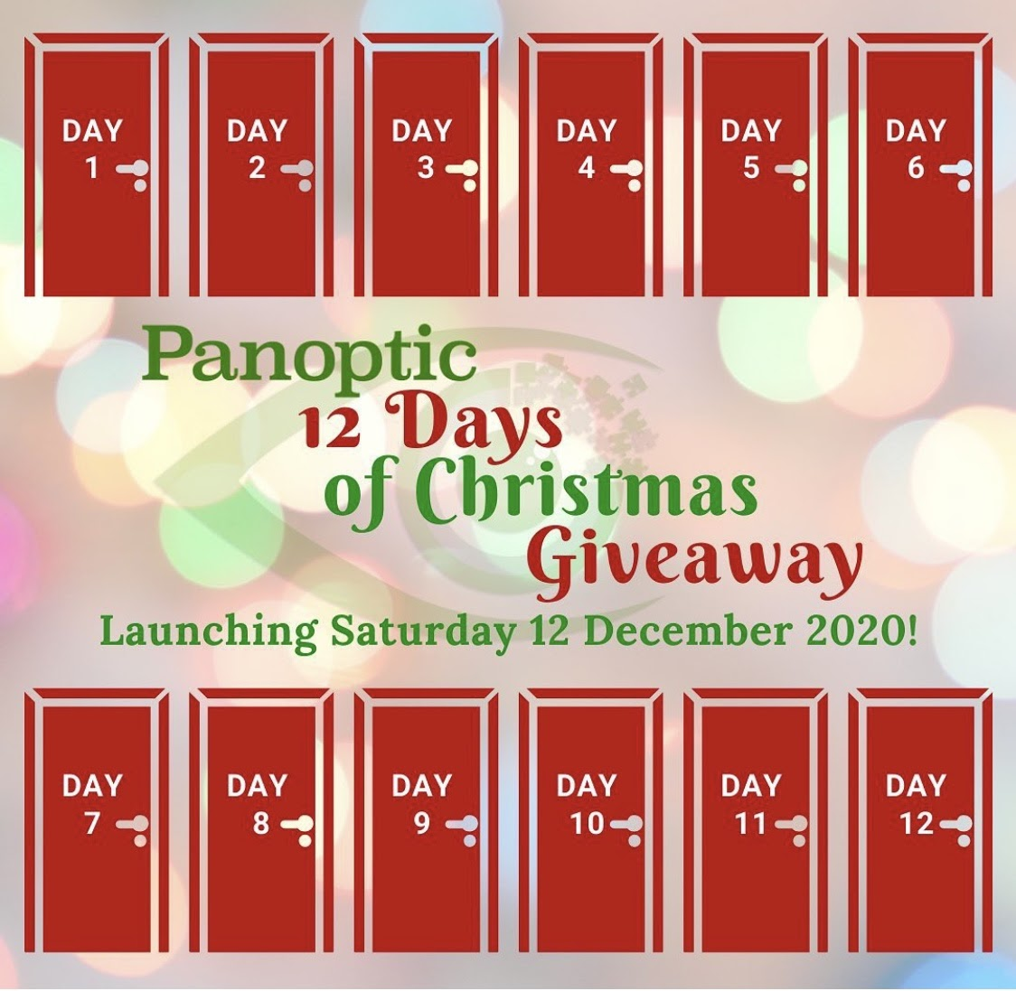 Panoptic's Christmas Giveaway Competition Announcement