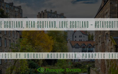 5 Senses Adventure to Scotland – See Scotland, Hear Scotland – #StayScottish