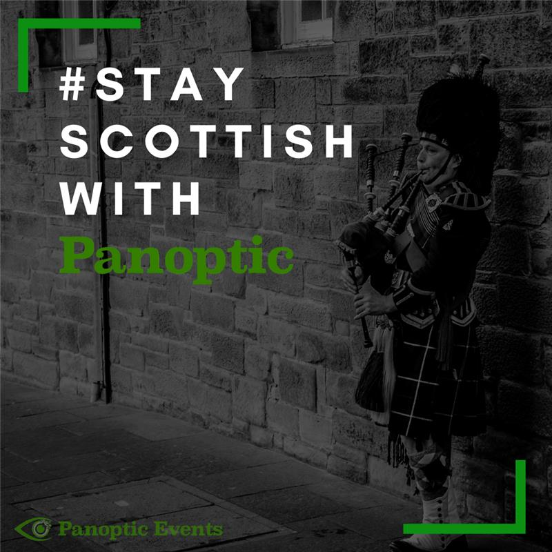 Hear Scotland with our StayScottish with Panoptic Playlist
