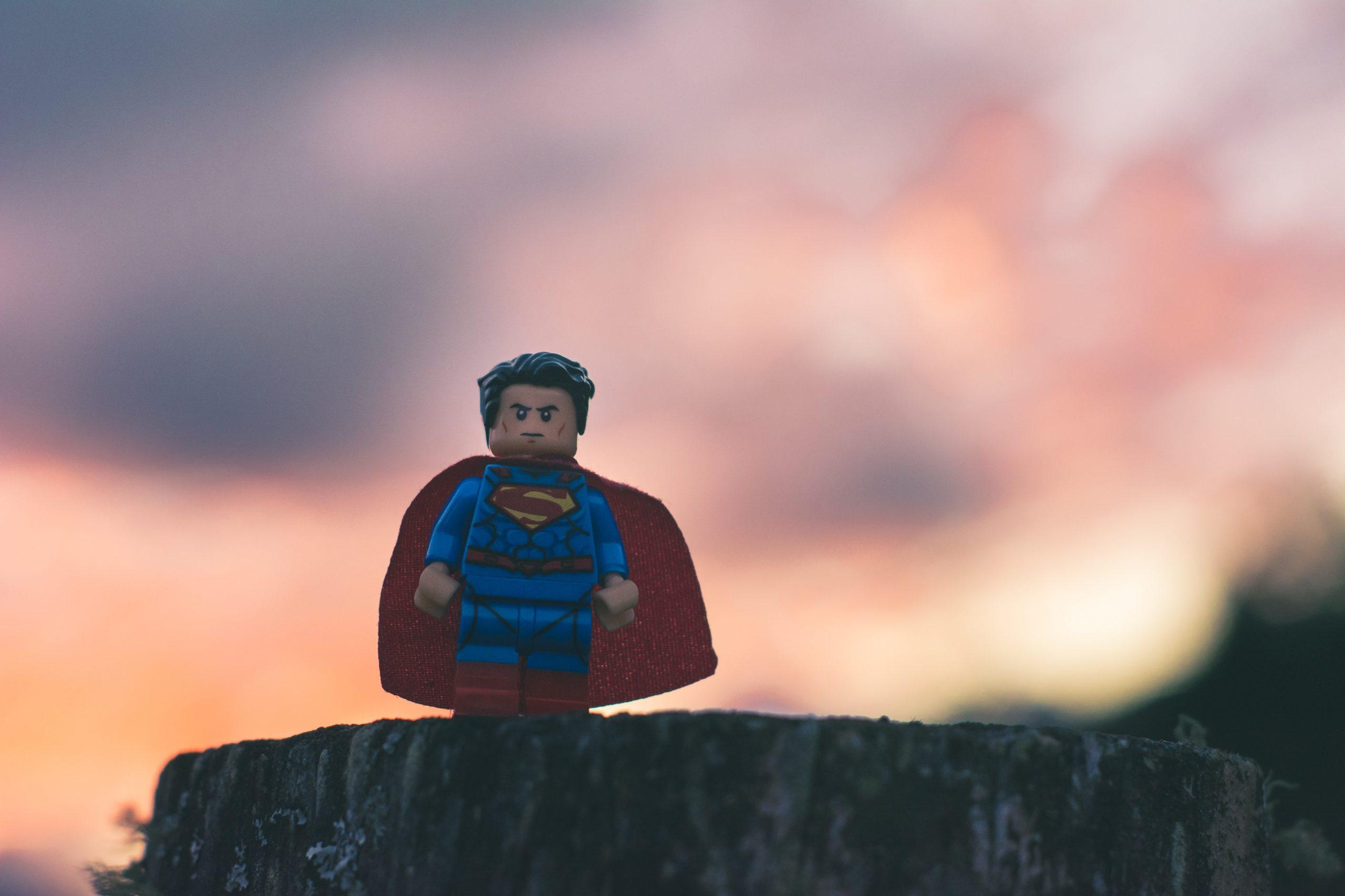 storytelling superhero