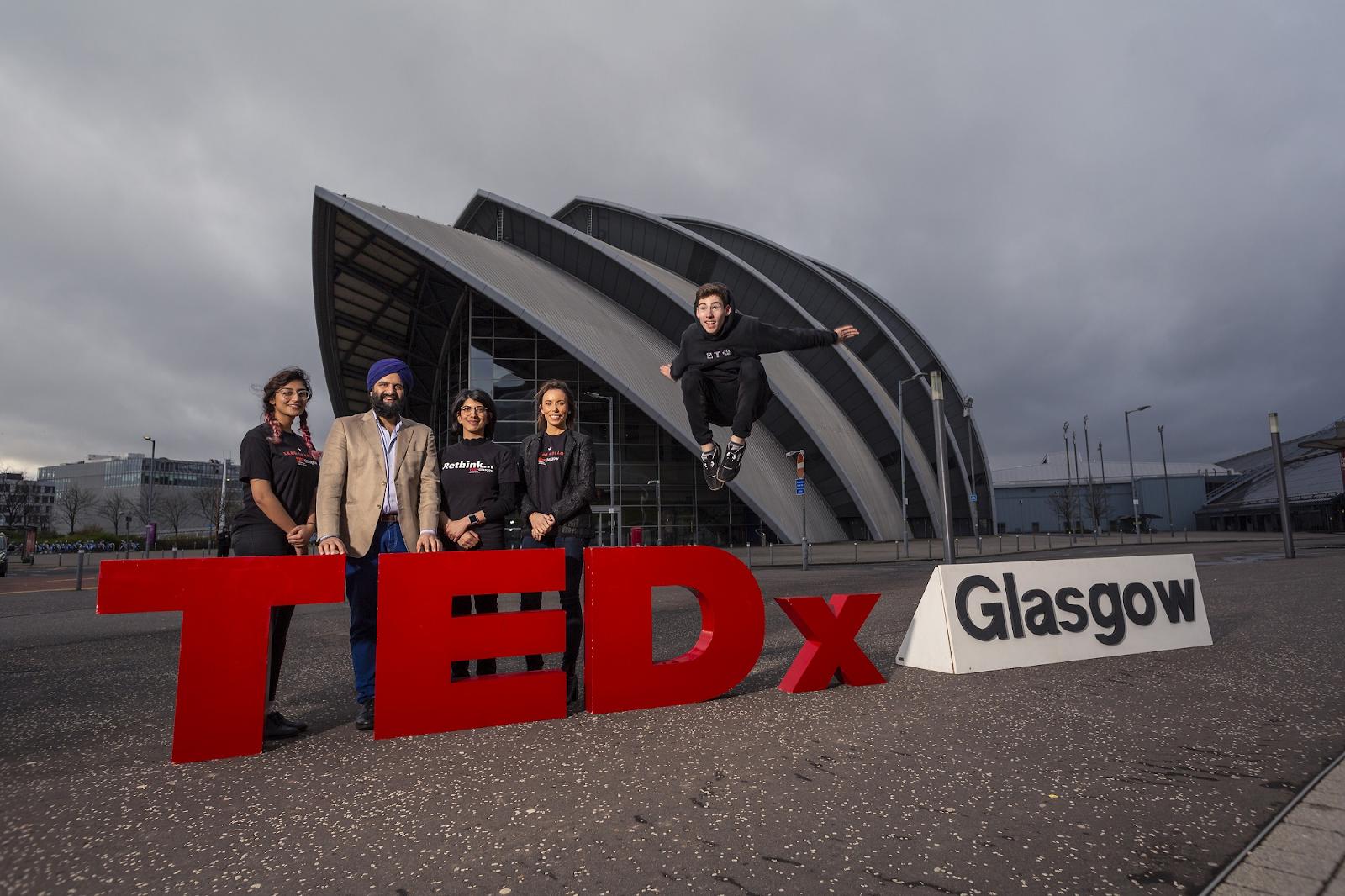 TEDxGlasgow SEC Glasgow