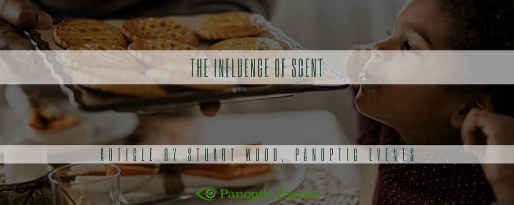 The Influence of Scent boy smelling bakery