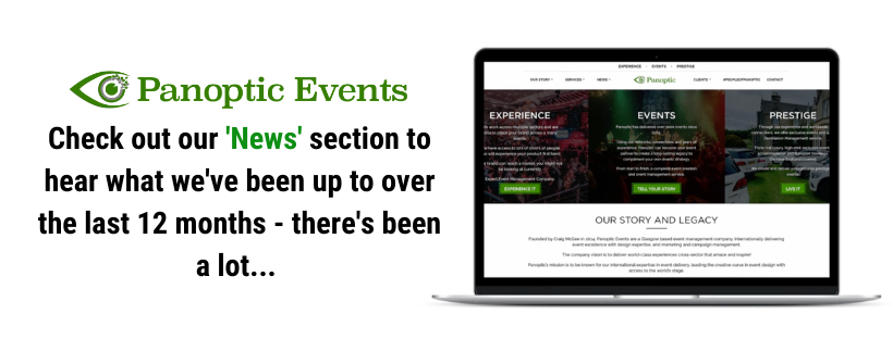 Check out our News Section