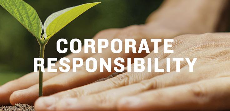 Enhancing Brand Image - Corporate Responsibility