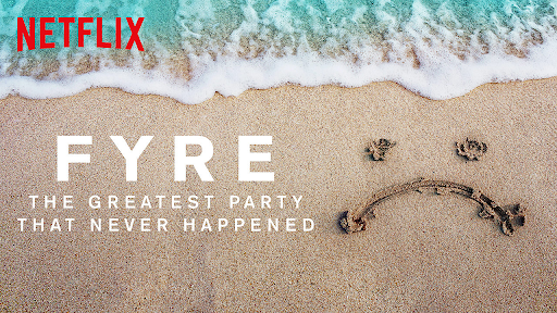Event failures, and what we learn from them fyre