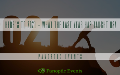 Here's to 2021 – What the last year has taught us!