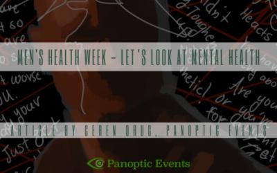 Men's Health Week – Let's Look at Mental Health