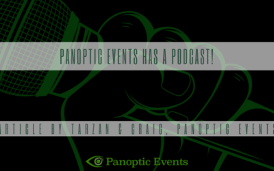 Panoptic Events has a podcast