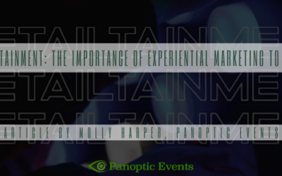Retailtainment: The Importance of Experiential Marketing to Retail