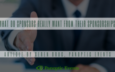 What do sponsors really want from their sponsorships?