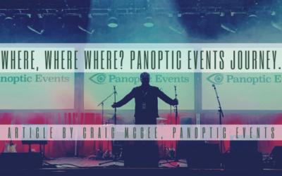 Where, where, where? Panoptic Events Journey.