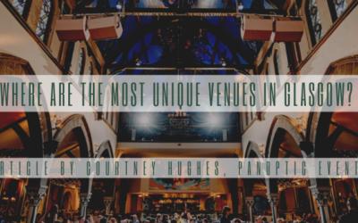Where Are The Most Unique Venues in Glasgow?