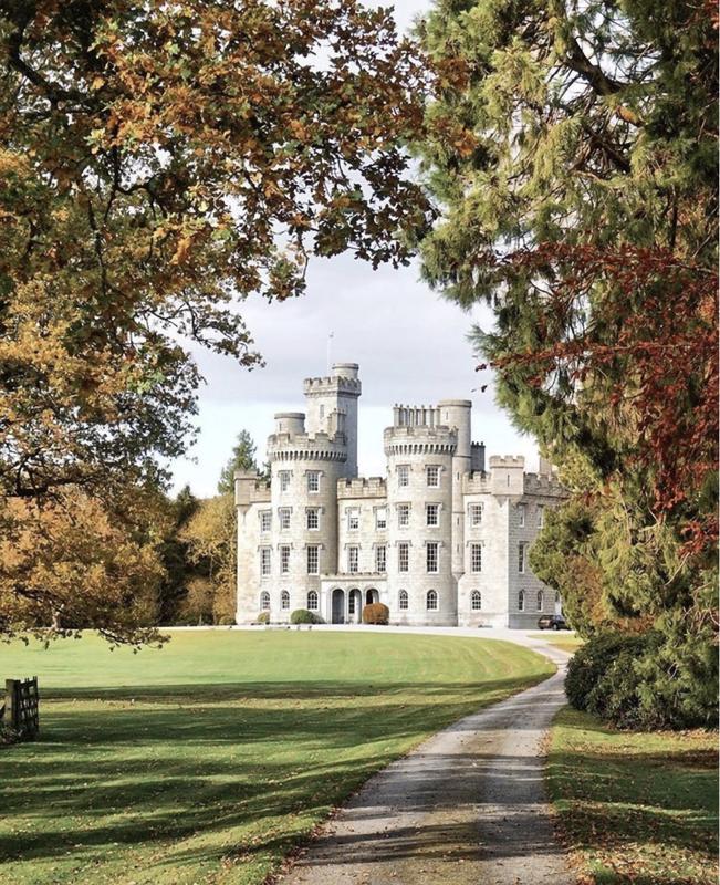 Cluny Castle, Aberdeenshire