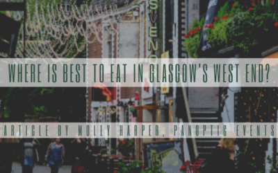 Where is Best to Eat in Glasgow's West End?