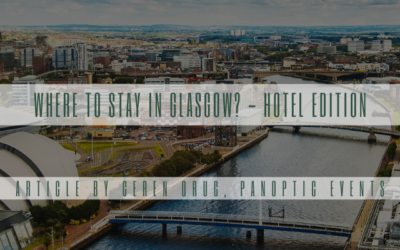 Where to stay in Glasgow? Hotel Edition