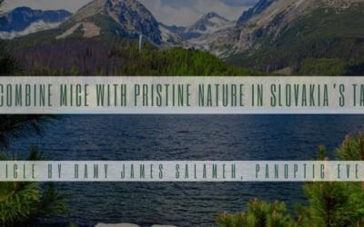 Reasons to combine MICE with pristine nature in Slovakia's Tatras Region